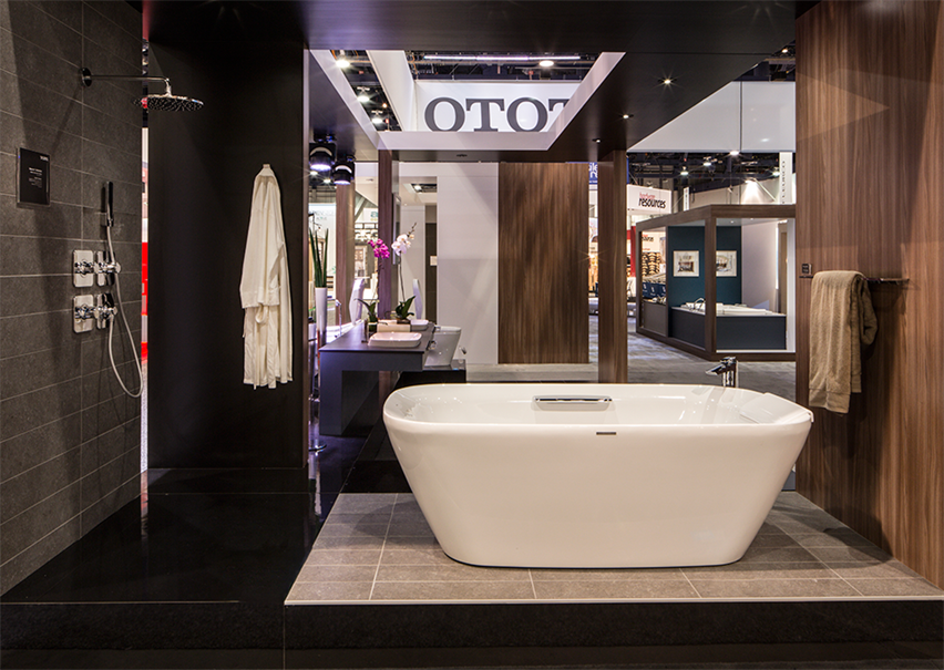 Toto At The 2016 Kitchen And Bath Industry Show