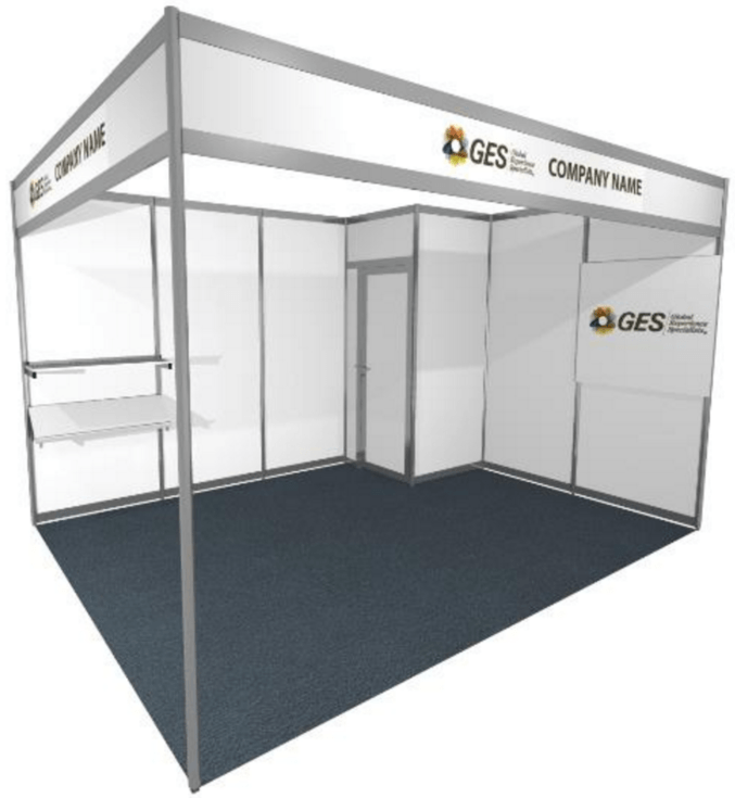 Exhibition Booth Height : Exhibitors frequently asked questions