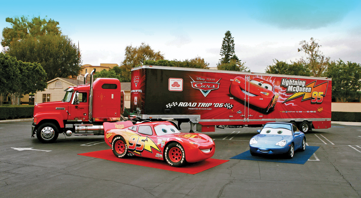 Cars Road Show | Kids Entertainment | GES Events