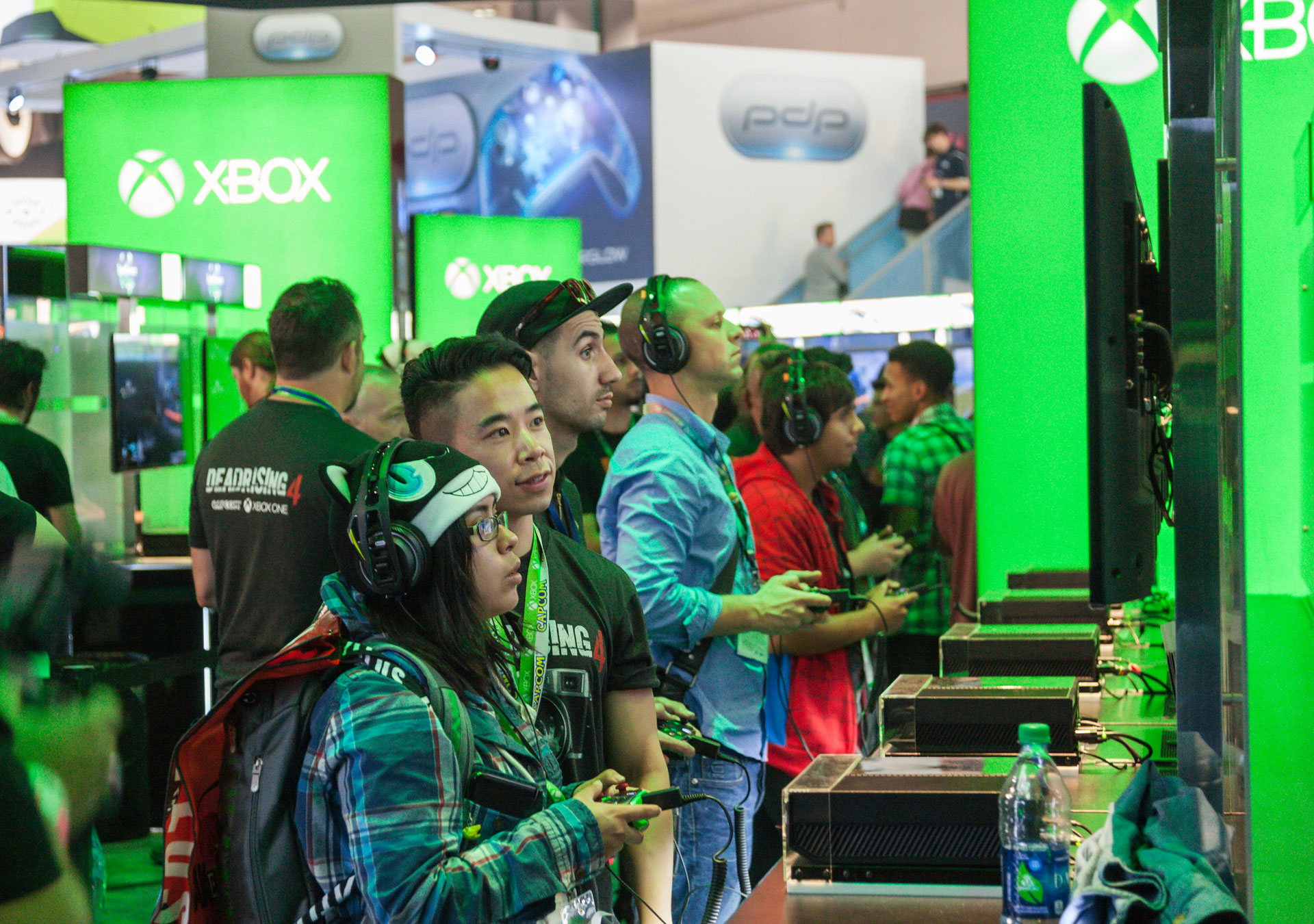 corporate events xbox consumer activation