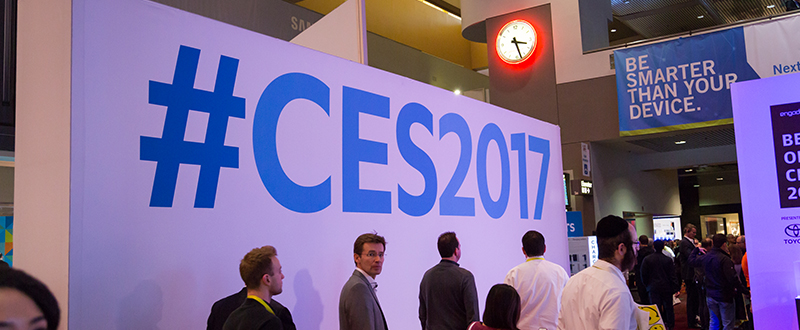 Getting a Grip at CES -- The Importance of Hands-On Marketing