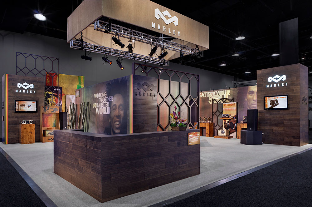 exhibit design exhibition display services ges. Black Bedroom Furniture Sets. Home Design Ideas