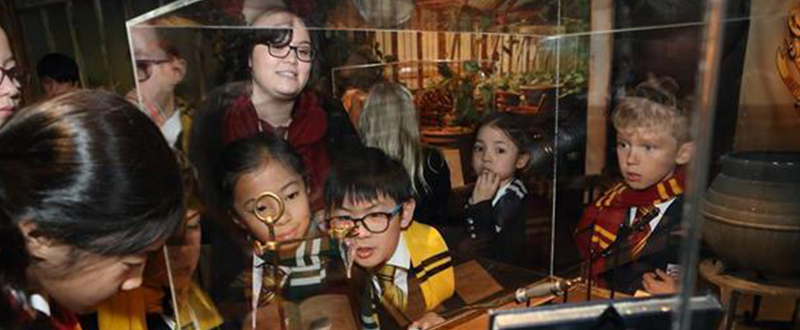 Six Experiential Marketing Lessons from Harry Potter The Exhibition