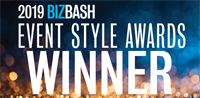 BIZBASHBest Event Technology Solution Winner GES